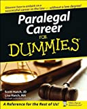 img - for Paralegal Career For Dummies (text only) by S. Hatch,L. Hatch book / textbook / text book