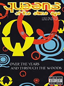 Queens of The Stone Age : Over the years and through the woods [inclus 1 CD] [(+CD)]