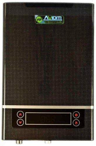 Aviditi Xfj100Fdch-B Tankless Electric Water Heater, 10Kw 3 Gpm, Black