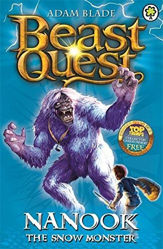 5: Nanook the Snow Monster (Beast Quest)