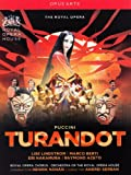 Puccini: Turandot [Cast, Chorus and Orchestra of the Royal Opera House, Henrik Nanasi, Andrei Serban] [DVD] [2014] [NTSC]