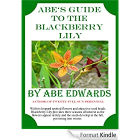 Abe's Guide to Blackberry Lily (English Edition)