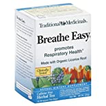Traditional Medicinals Herbal Tea, Breathe Easy, 16 ct.