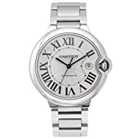 Cartier Men's W69012Z4 Ballon Bleu Stainless Steel Automatic Watch from Cartier