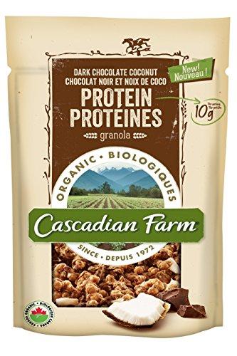 Cascadian Farm Dark Chocolate Protein Granola 255g