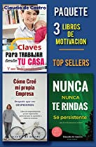 Paquete - 3 Best Sellers De Motivación: Top Sellers De Auto Superación / Popular Self-help Books (ebooks De Autoestima / Top Sellers / 3 Popular Self-help Ebooks) (spanish Edition)