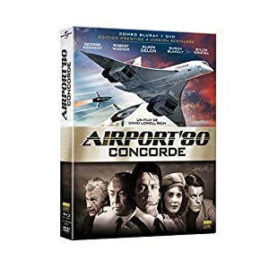 Airport '80 : Concorde [Combo Blu-ray + DVD - Édition Prestige - Version R