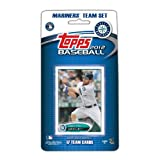MLB Seattle Mariners 2012 Topps Team Set