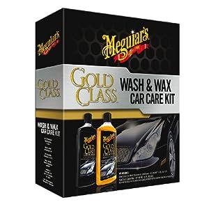 Meguiar's Gold Class Wash and Wax Kit