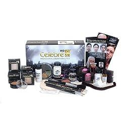 Mehron Celebre Makeup Kit - Caucasian