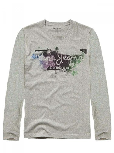 Pepe Jeans Goodge-T-shirt  Bambino    grigio 3 anni