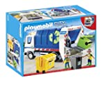 Playmobil 4129 Recycling Truck with F...