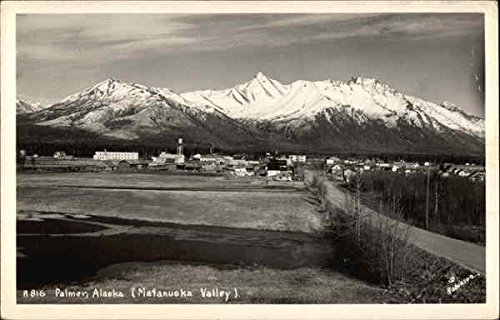 Palmer, Alaska postcard