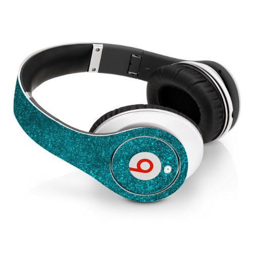 Beats Studio Full Headphone Wrap In Sparkling Turquoise (Headphones Not Included)