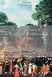 A Compendium of Common Knowledge, 1558-1603: Elizabethan Commonplaces for Writers, Actors & Re-enactors