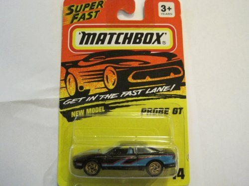 Matchbox Probe GT #44 Super Fast - 1