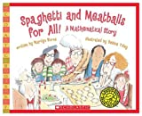 Spaghetti and Meatballs for All (0590944614) by Burns, Marilyn