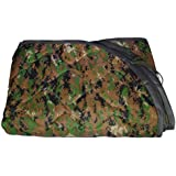 Fox Outdoor Products Poncho Liner, Digital Woodland Camouflage