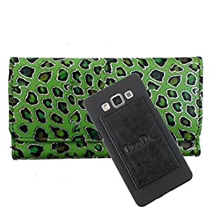 DooDa PU Leather Wallet Flip Case Cover With Card & ID Slots For LG G4