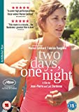 Two Days, One Night [DVD] [2014]