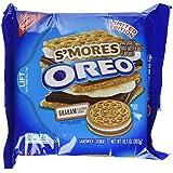 Oreo Smores Sandwich Cookies, 10.7 Ounce