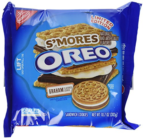 Oreo Smores Sandwich Cookies, 10.7 Ounce (Oreo Churros compare prices)