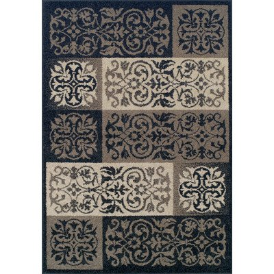 Dalyn Rugs Marcello Mo 132 Black 3-Feet 3-Inch By 5-Feet 1-Inch front-527539