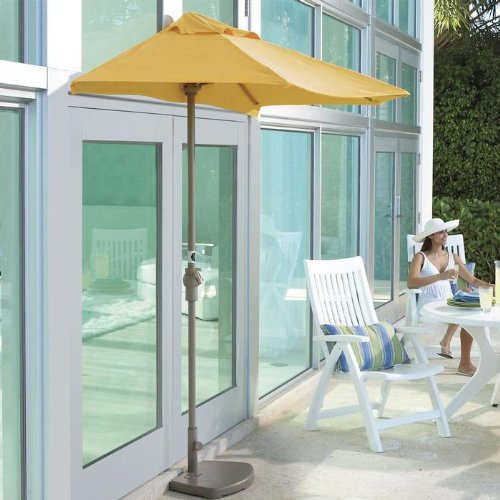 Half-Canopy Patio Umbrellas конструкторы guidecraft магнитный powerclix organics 100 деталей