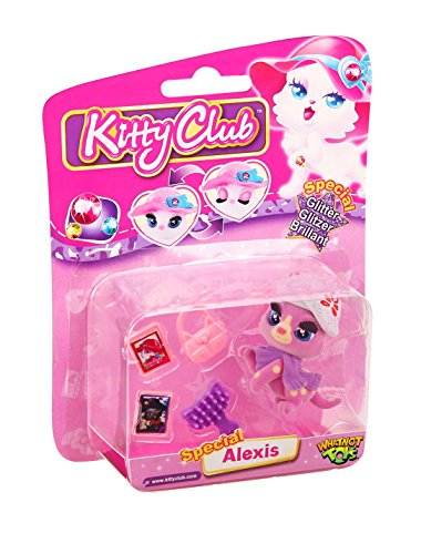 Kitty-Club-Figurine-and-4-Accessories-with-Trading-Card