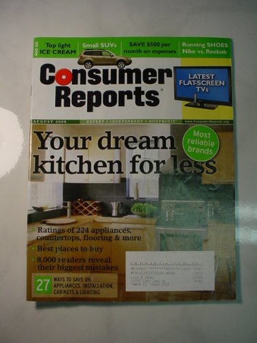 Consumer Reports Magazine Consumer Reports Magazine Your Dream Kitchen For Less Rating 24