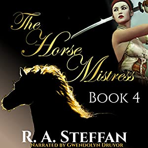 The Horse Mistress, Book 4 Audiobook