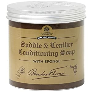 Saddle& Leather Conditioning Soap 250mls