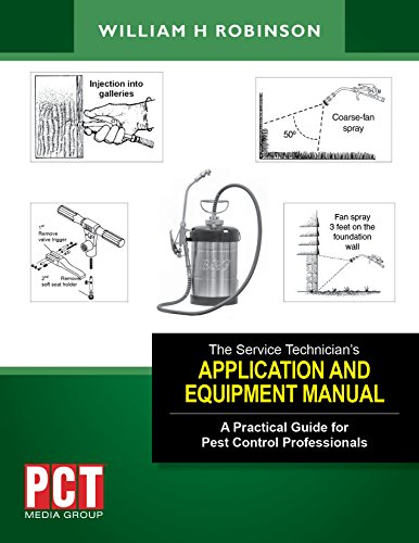 The Service Technician's Application and Equipment Manual: A Practical Guide for Pest Control Professionals (Service Technician compare prices)