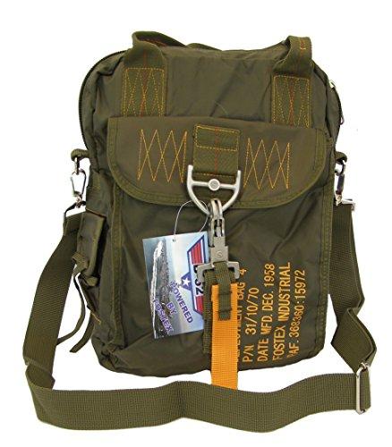 BAG-Sac-PARA-4-Parachutistes-style-avec-mousqueton--libration-rapide