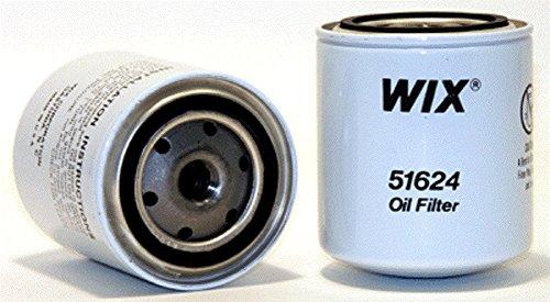 Wix 51624 Spin-On Transmission Filter - Case of 12