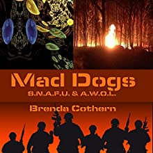 Mad Dogs, Books 5-6 Audiobook by Brenda Cothern Narrated by Michael Vasicek