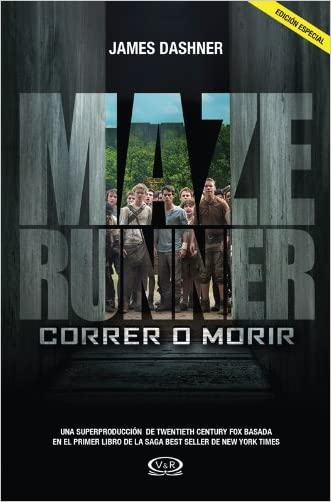 Maze Runner 1 - Correr o morir (Spanish Edition)