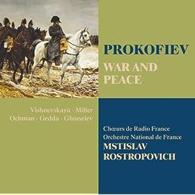 War And Peace : Scene 9 ''Fr�res, Courons Au Combat'' [Chorus]