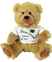 "Chantilly Lane 12"" Noah Bear for Grad from Chantilly Lane"