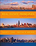 img - for D. Ling's,W. Archer's Real Estate Principles 2nd(second) edition (Real Estate Principles: A Value Approach [Hardcover])(2006) book / textbook / text book