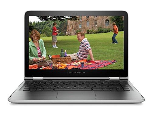 HP Pavilion 13-a201TU 13.3-inch Touchscreen Laptop (Core i5-5200U 5th Gen/4GB/1TB/Win 8.1/Intel HD Graphics 5500), Natural Silver