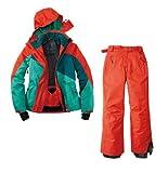 Tenue de ski 2 veste