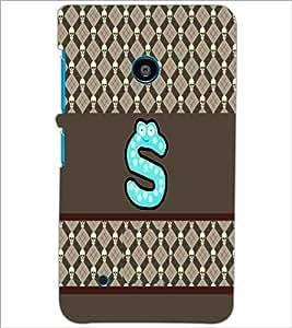 PrintDhaba GRANDbet S D-5830 Back Case Cover for NOKIA LUMIA 530 (Multi-Coloured)