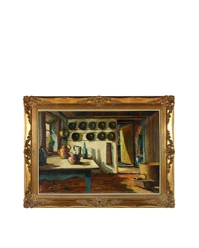 Borge Ball Odense Kitchen Framed Artwork As You See