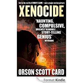 Xenocide: Ender Series, book 3 (Ender Saga) (English Edition)