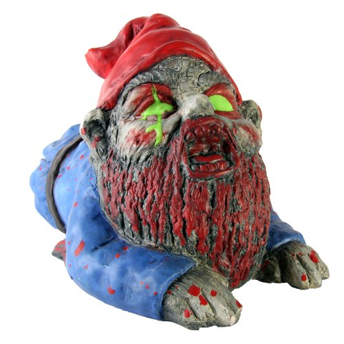 Thumbs Up Zombie Gnome Crawler