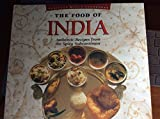 img - for The Food of India: Authentic Recipes from the Spicy Subcontinent (Periplus World Cookbooks) book / textbook / text book