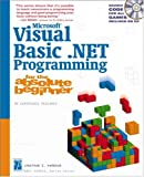 img - for Microsoft Visual Basic .NET Programming for the Absolute Beginner book / textbook / text book