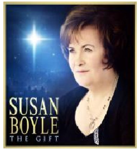 The Gift CD - Susan Boyle