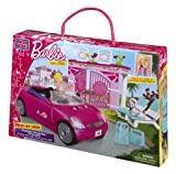 Mega Bloks - Barbie - Build 'n Style  Carro Convertible